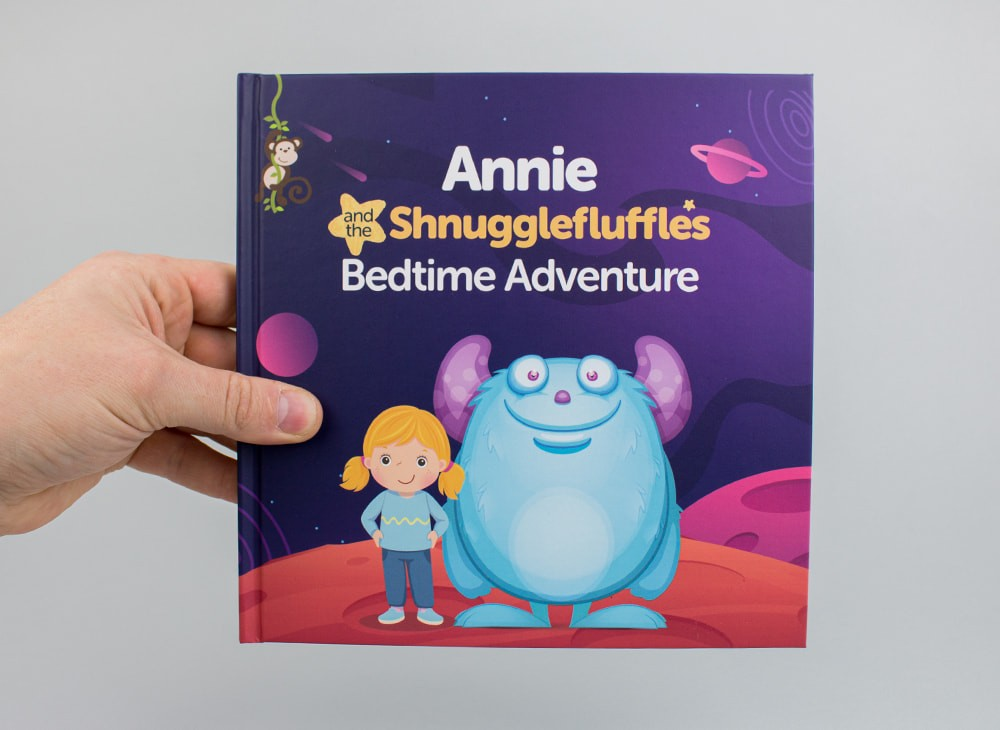 Hardback Bedtime Children's Book